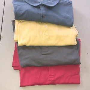 Structure Polo shirts
